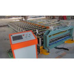 Zinc Coated Roofing Sheet Making Machine