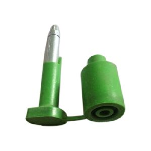 Dark Green Iron Container Seals