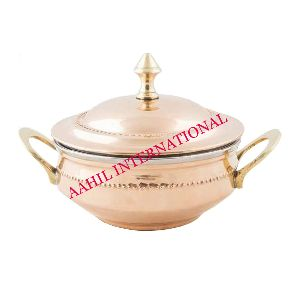 SERVING HANDI COPPER STEEL