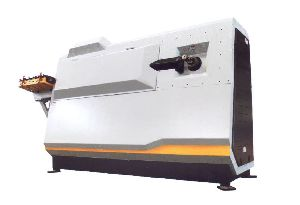 SGW12D-2 CNC Stirrup Straightening Bending Cutting Machine
