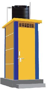 Standard Modular Toilet