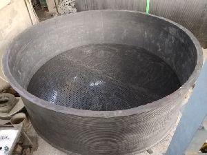 HDPE Nutsche Filter