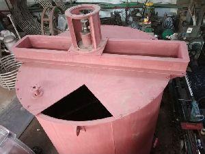 Mild Steel Reaction Vessel