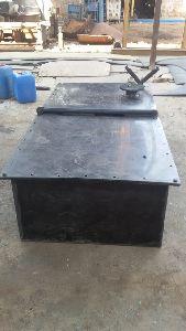 Rectangular HDPE Tank