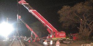 Loading Crane Rental