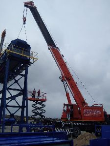 Shifting Crane Rental
