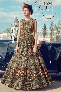 Party Wear Long Gown
