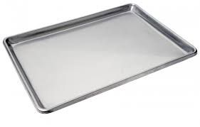 Stainless Steel Bun Tray