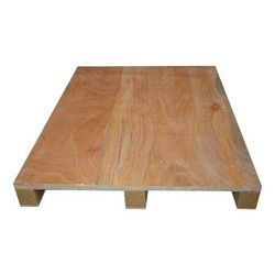 2 Way Plywood Pallet