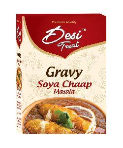Gravy Soya Chaap Masala