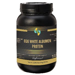 Unflavoured Albumen Egg White Protein Powder