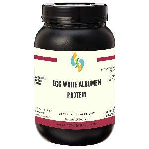 Vanilla Albumen Egg White Protein Powder