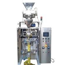 Coller type packing machine with auger filler