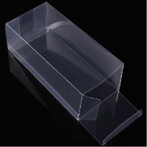 PVC Garment Packaging Box