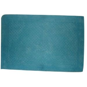 Sky Blue Bath Mat