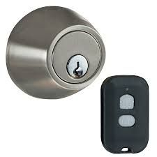 remote door lock