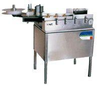 Semi Automatic Single Side Vertical Labeling Machine