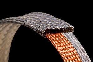 flexible copper braid