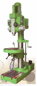 Vertical Pillar Type Drilling Machine