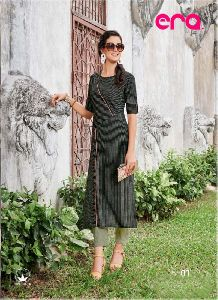 Casual Wear Cotton Kurtis