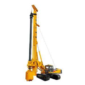 Drilling Rig Machine Rental Service
