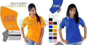 Ladies Golf T-Shirts
