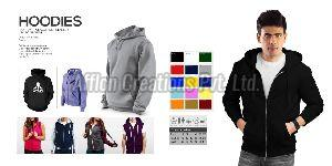 Polyester Fleece Hoodies