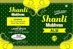 Alsi Mukhwas