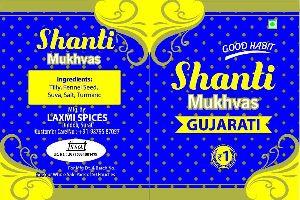 Gujarati Mukhwas