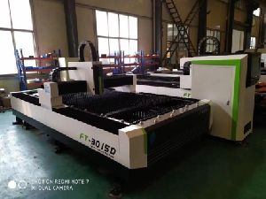 ST-3015D Fiber Laser Machine