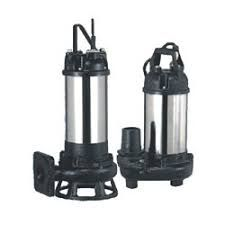 Non Clog Submersible Cutter Pump