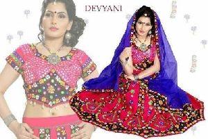Devyani Ladies Cotton Chaniya Choli