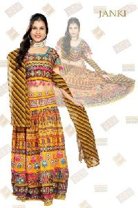Janki Ladies Cotton Chaniya Choli