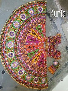 Kunta Ladies Cotton Chaniya Choli