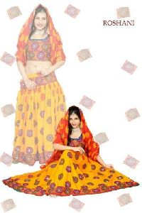 Roshani Ladies Cotton Chaniya Choli