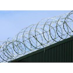 Compound Razor Wire
