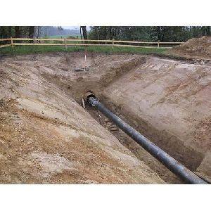 Pipeline Installation Work