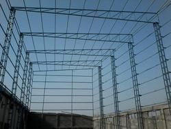 Structure Fabrication Work