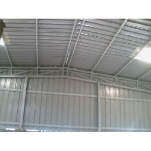 Terrace Weather Shed
