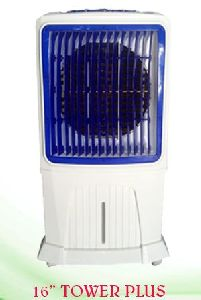 16 Inche Tower Plus Plastic Cooler