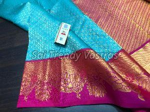 Kanchivaram Silk Saree