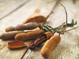 Tamarind with Seeds