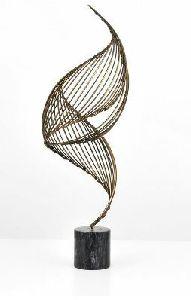 Iron Contemporary Sculpture
