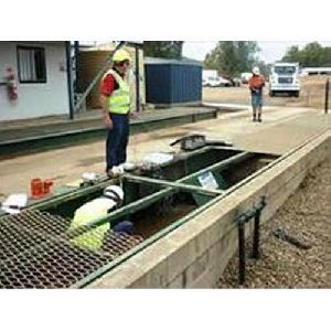 Weighbridge Installation Service