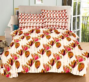 Cotton Printed Bedsheet