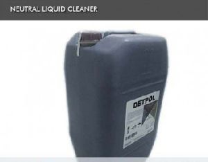 Neutral Liquid Cleaner