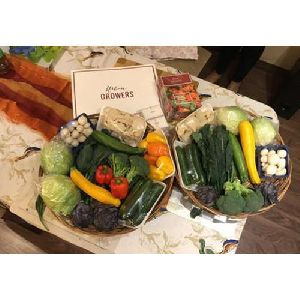 Fresh Vegetable Basket