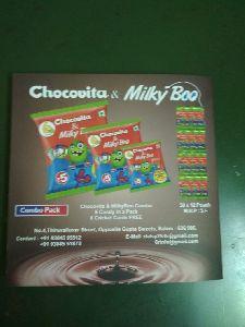Chocovita & Milky Boo Candy Combo