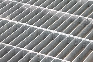 Galvanized Iron Gratings