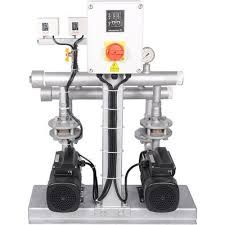 Twin Booster Pump